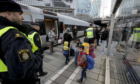 Refugee crisis could boost Swedish economy