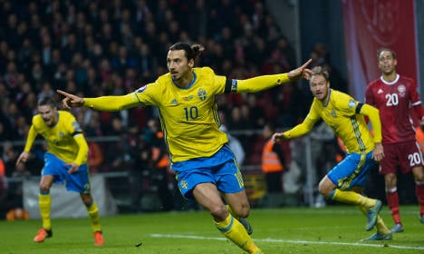 Zlatan casts doubt on future after Euro cup