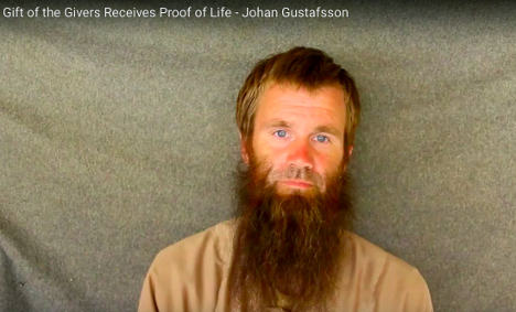 Abducted Swede in new Mali hostage video