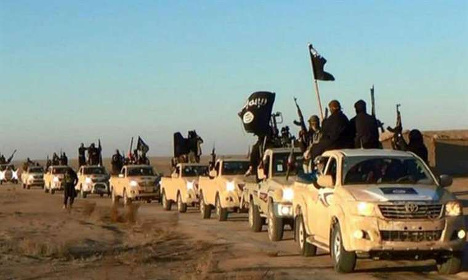 Swedish girl arrested on way to join Isis