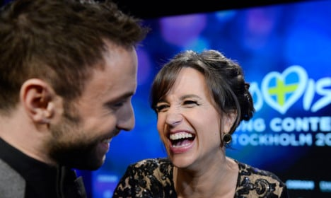 Meet the next hosts of Eurovision in Stockholm