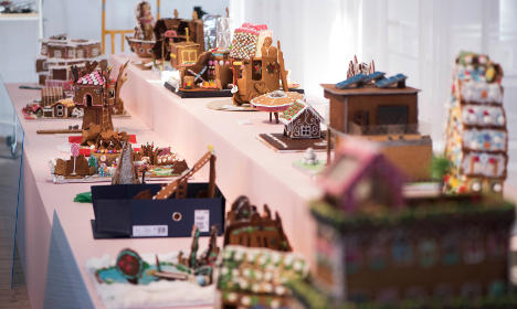 Are these gingerbread houses the best ever?