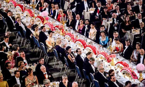 Security tight ahead of Stockholm Nobel bash