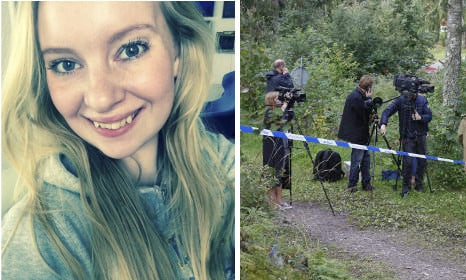 Teenager charged with Swedish jogger's murder