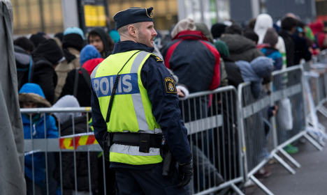 Sweden could be lifted from EU refugee duties