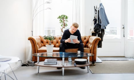 'Sweden has changed perceptions of entrepreneurs'