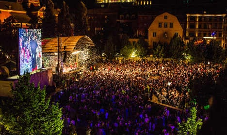 Swedish police avoid probe after sex 'cover up' at festival