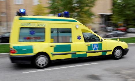 Swedish pupil dies in hospital after 'stabbing'