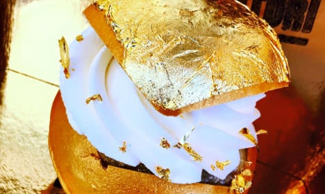 This Swedish snack could be the world's poshest cake