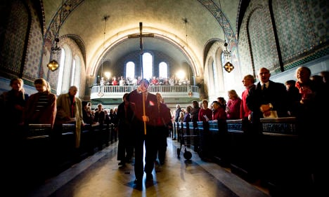 Why Swedish priests have nation's 'most stressful' job