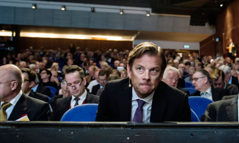 Sacked Swedish banker suspected of shady deals