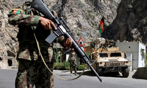 Swedish charity blames fatal clinic attack on Afghan forces