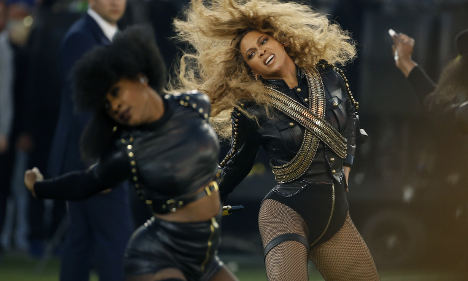 Beyonce slots Stockholm into Formation world tour