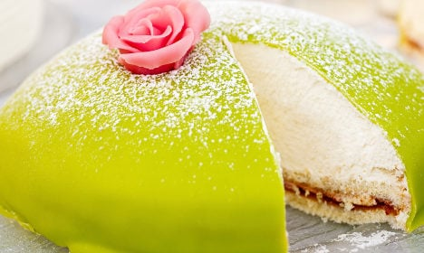 This Swedish Princess Cake will give you a taste of royalty