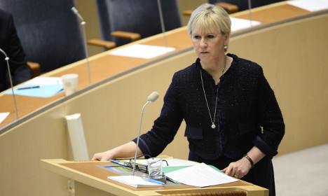 'Sweden's 200 years of peace is no coincidence'