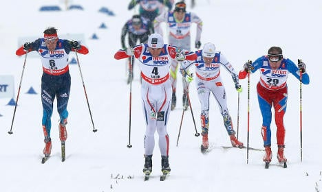 'Now I get why Swedes are obsessed with Nordic skiing'
