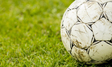 Immigrant boy kicked out of Swedish football team
