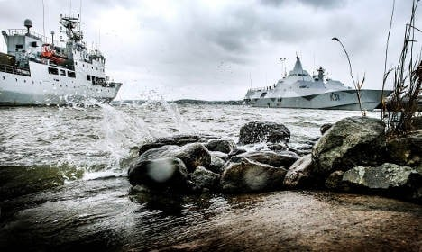 Swedish navy spotted another 'unknown' submarine in 2015