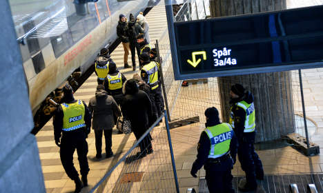 One percent of Swedish crimes linked to refugees