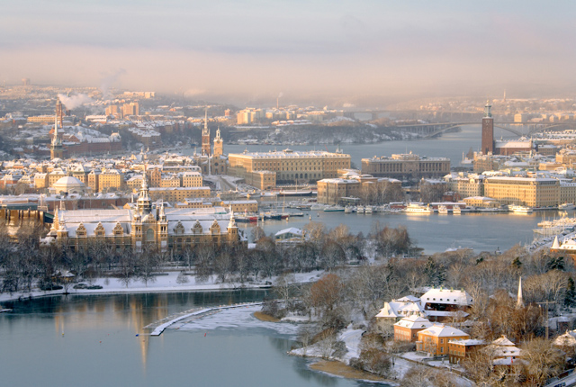 The eight real 'no-go' zones in Stockholm