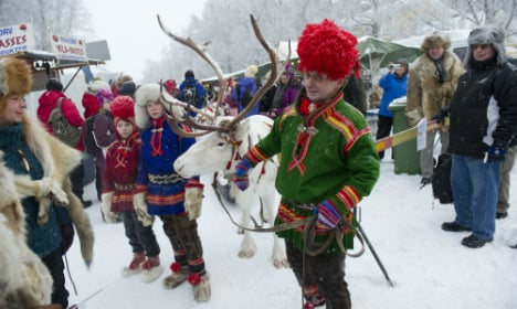'Sweden needs to face up to repressive Sami past'