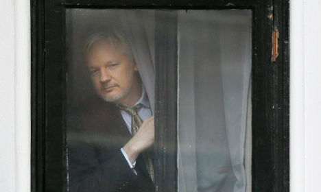 'Assange has never been the subject of arbitrary detention'