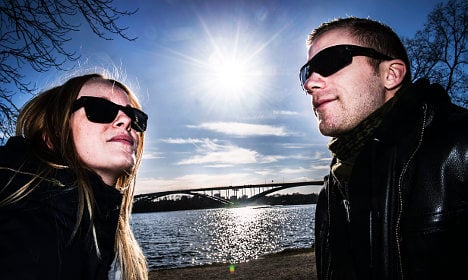 How to chat to Swedes when the sun comes out