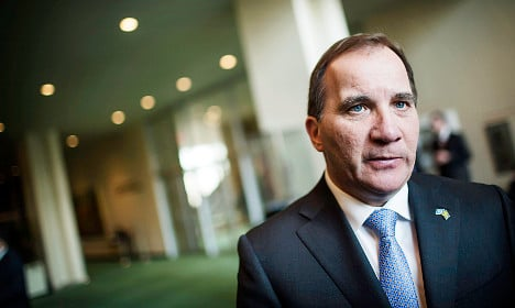 Swedish PM to talk terrorism and refugees at White House