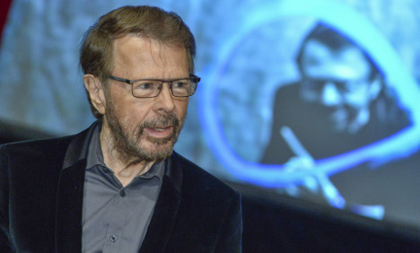 Abba star calls for cameras to fight terrorism in Europe