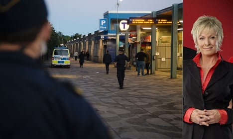 Aussie crew not 'in cahoots' with Swedish anti-refugee site