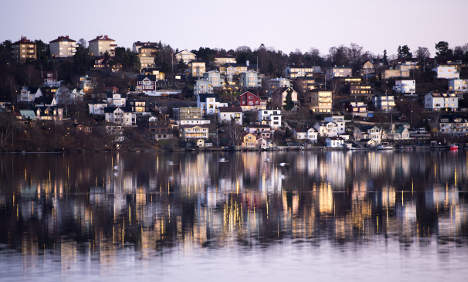 Sweden limits mortgage loans to… 105 years