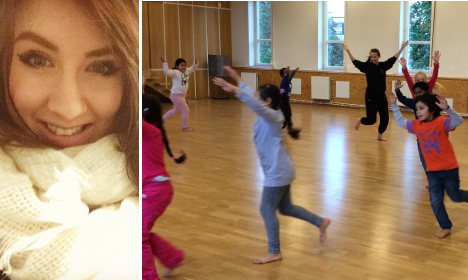 How dance helps young newcomers tell stories with their bodies