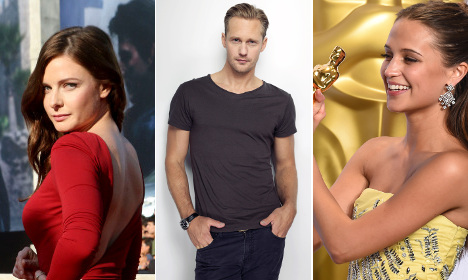 Eight hot Swedish Hollywood acts you need to know about