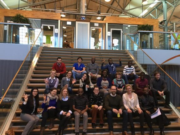 Reflections: Visit to Munktell Science Park