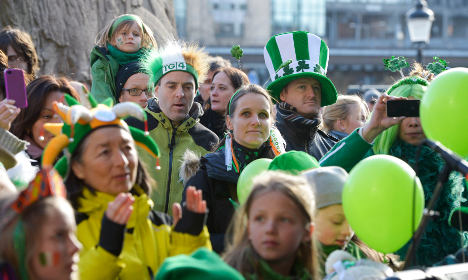 Four ways to celebrate St Patrick's Day in Sweden