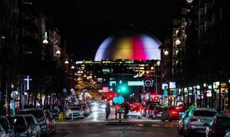 Sweden remembers Brussels attacks victims