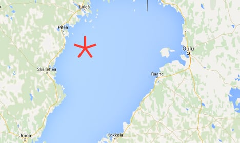 Biggest earthquake 'for 100 years' hits northern Sweden