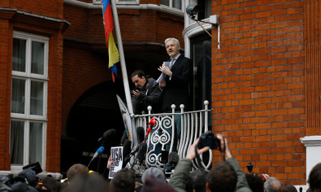 Lawyer: 'Assange could leave embassy this year'