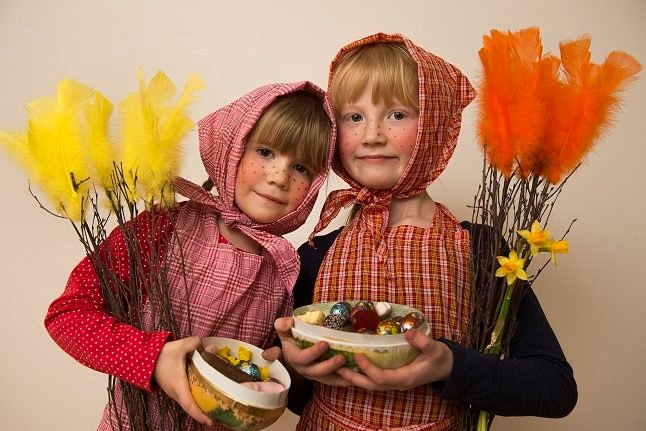 Seven traditions that reveal it's Easter in Sweden