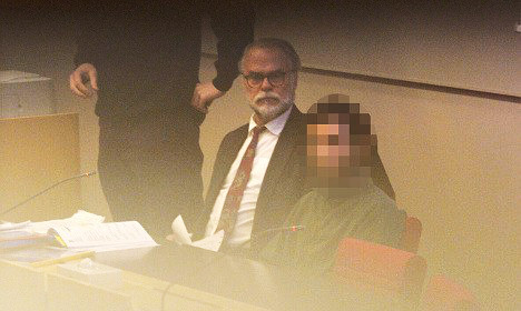 Swedish terror suspect: I want to be a martyr