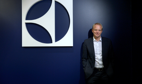 Swedish Electrolux sees profits more than double