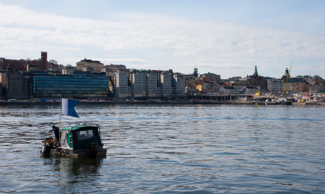 Two historic shipwrecks found right in central Stockholm