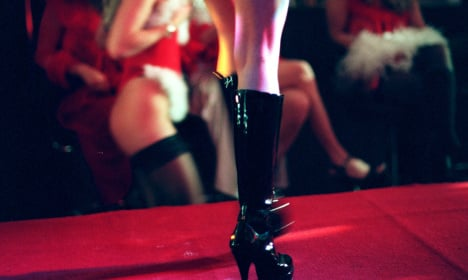 Dildos and stripping in secret contests at Swedish schools