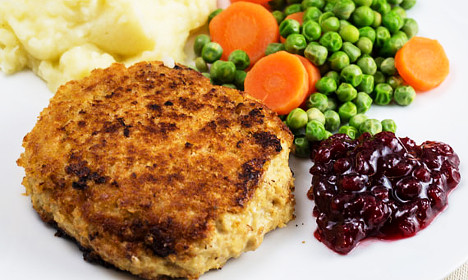 How to make Sweden's famous veal burgers