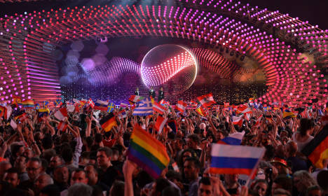 Regional politicians hit out at Sweden's Eurovision flag ban