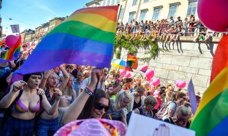 Sterilized transsexuals could get payouts from Sweden
