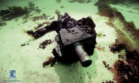 Divers set to recover WW2 bomber from Swedish waters