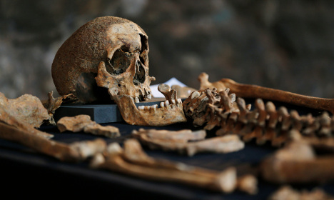 Could recreating skull's face solve Swedish mystery death?