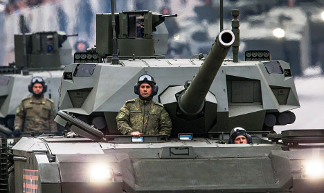 Swedes want answers from Russia after Nato warning