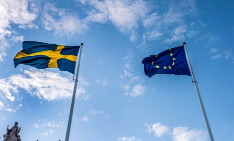 Swexit? Support for EU plummets in Sweden